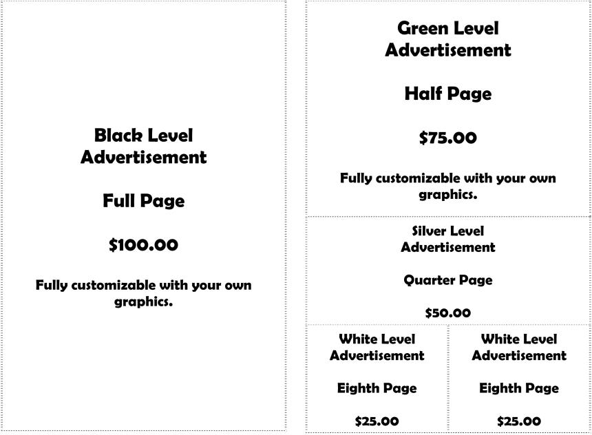 Microsoft Word - Sponsor Levels